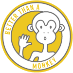 Better than a Monkey logo